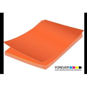 Flex-Soft (No-Cut) Νέον Πορτοκαλί (2φύλλα)