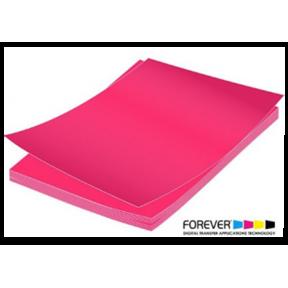 Flex-Soft (No-Cut) Νέον Ροζ (2φύλλα)