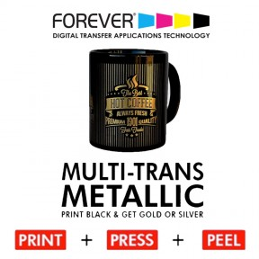 Multi-Trans GOLD Metallic